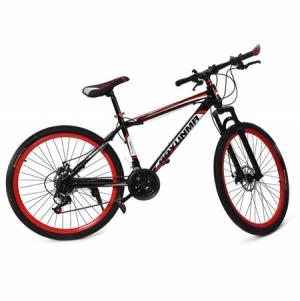 ihocon: Dilwe 26inch 21 Speed Dual Disc Brake Damping Mountain Bike Adults Teenagers,Mountain Bike, 26inch Bike - Walmart.com  26 21速雙碟剎減震山地車成人青少年,山地車,26英寸自行車 -  .