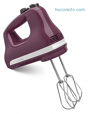 ihocon: KitchenAid KHM512BY Hand Mixer打蛋器