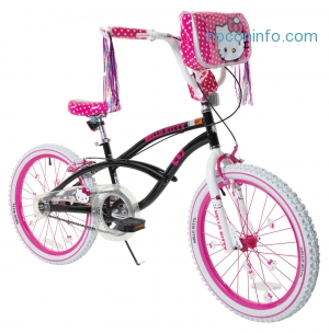 ihocon: Kitty Girl's BMX Bike, 20
