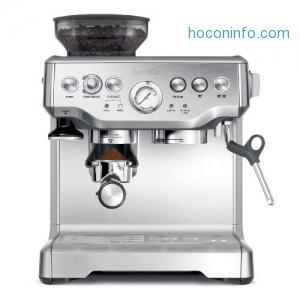 ihocon: Breville BES870XL Barista Express Espresso Machine義式濃縮咖啡機