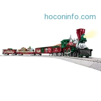 ihocon: Lionel Mickey's Holiday to Remember Disney Christmas Train Set - O-Gauge