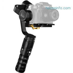 ihocon: ikan MS-PRO Beholder 3-Axis Gimbal Stabilizer for Mirrorless Cameras 單眼相機三軸穩定器