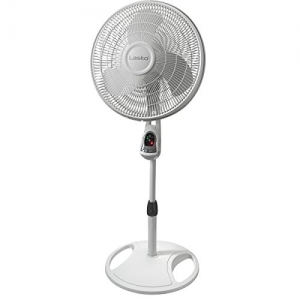 ihocon: Lasko 1646 16″ Remote Control Pedestal Fan with Built-in Timer遙控定時風扇