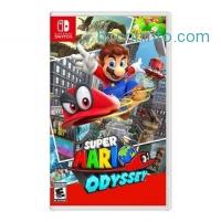 ihocon: Super Mario Odyssey - Nintendo Switch