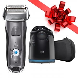 ihocon: Braun Series 7 790cc ($80 in Rebates Available) Men's Electric Foil Shaver, Rechargeable and Cordless Razor with Clean & Charge Station - Walmart.com   7 790(可提供80美元的折扣)男士電動剃須刀,可充電和無繩剃須刀,帶清潔和放大器充電站 -  .