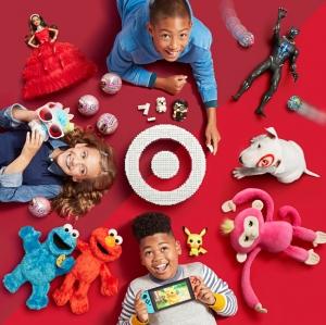 快拿!! Target: 玩具, 圖書或是art美術勞作等商品 一件 25% off coupon