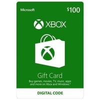 $100 Microsoft US Xbox Gift Card 只賣$85