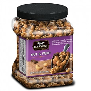 ihocon: Nut Harvest Nut  & Fruit Mix, 37 Ounce Jar 堅果+水果乾