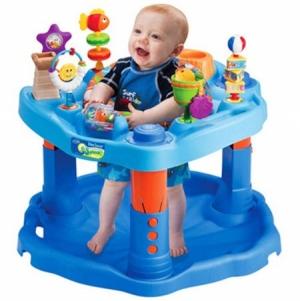 Evenflo ExerSaucer嬰兒遊戲活動椅 $54免運(原價$59.99)