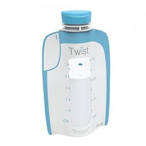 ihocon: Kiinde Breast Milk Storage Twist Pouch (6 oz - Pack of 40) 母乳儲存袋