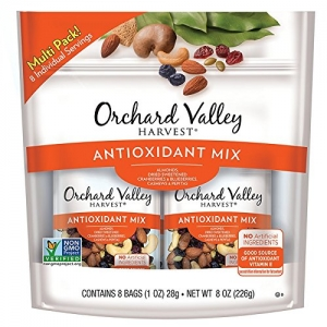 ihocon: ORCHARD VALLEY HARVEST Antioxidant Mix, Non-GMO, No Artificial Ingredients, 1 oz (Pack of 8)