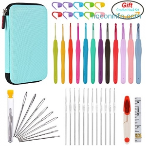 ihocon: ALL-in-One Crochet Hooks Set 鈎針組