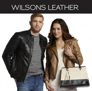 Wilsons Leather: 全面50% off, 快去逛清倉品!