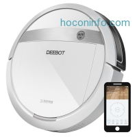 ihocon: DEEBOT 地板清潔機器人 Robotic Vacuum Cleaner with Advanced Wet/Dry Mop