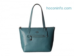 ihocon: COACH Pebbled Leather Taylor Tote