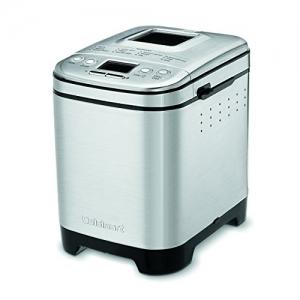 ihocon: Cuisinart CBK-110 Compact Automatic Bread Maker, Silver 麵包機