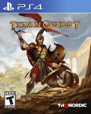 ihocon: Titan Quest: Standard Edition - PlayStation 4遊戲