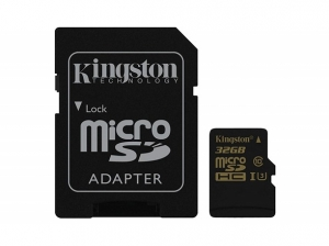 ihocon: Kingston 32GB microSD Card記憶卡
