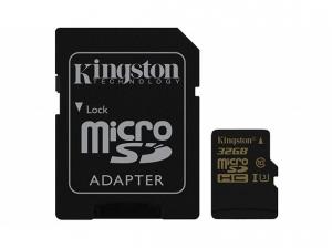 ihocon: Kingston 32GB microSD Card記憶卡