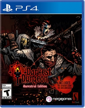 ihocon: PlayStation 4 Darkest Dungeon: Ancestral Edition - PlayStation 4