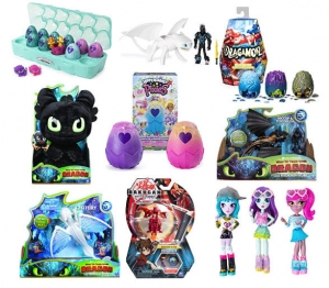 [Amazon 今日特賣] Hatchimals, Dragamonz, Bakugan Ultra, Off the Hook…玩具 特價優惠