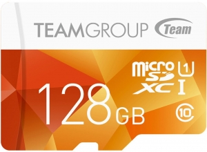 ihocon: Team Group 128GB Class 10 533x microSDXC Memory Card 記憶卡