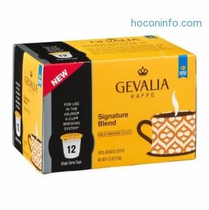 ihocon: Gevalia Signature Blend Coffee 100個 咖啡膠囊