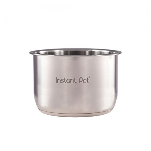 ihocon: Instant Pot Stainless Steel Inner Cooking Pot - Mini 3 Quart 不銹鋼內鍋