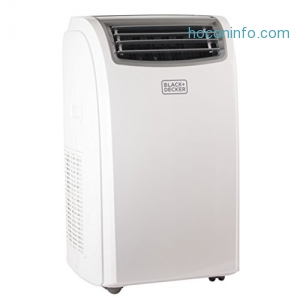 ihocon: BLACK+DECKER BPACT12HWT, 12000 BTU Portable Air Conditioner移動式室內冷氣機