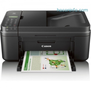 ihocon: Canon PIXMA MX492 Wireless Office Color Printer All-In-One - Print/Scan/Copy