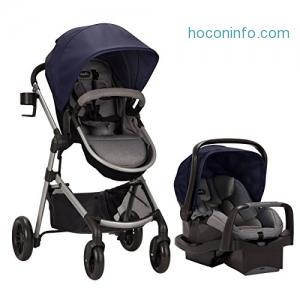 ihocon: Evenflo Pivot Modular Travel System 汽車座椅及嬰兒推車