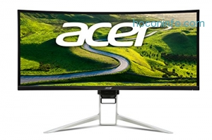 ihocon: Acer XR382CQK bmijqphuzx 38 Curved 75Hz UWQHD HDR IPS LED AMD FreeSync Monitor 曲型遊戲螢幕
