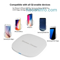 ihocon: Greatwill Fast QI Wireless Charger快速無線充電器