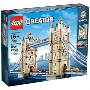 ihocon: LEGO Tower Bridge 10214