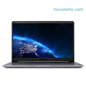 ihocon: ASUS VivoBook F510UA FHD Laptop, Intel Core i5-8250U, 8GB RAM, 1TB HDD, USB-C, NanoEdge Display, Fingerprint, Windows 10, Star Gray (F510UA-AH51)