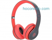 ihocon: Beats Solo2 Wireless On-Ear Headphone - Red