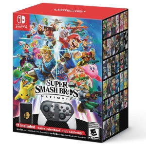 ihocon: Super Smash Bros. Ultimate Limited Edition - Nintendo Switch (Pre-order)