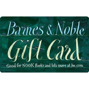 ihocon: $100 Barnes & Noble Gift Card只賣$95