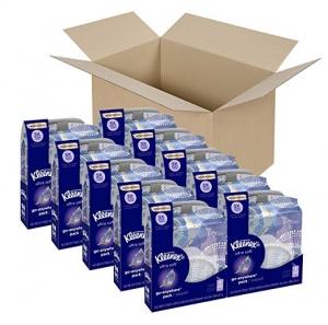 ihocon: Kleenex Ultra Soft Go Anywhere Clip-On Facial Tissues, 30 Tissues per Travel Pack, 10 Packs