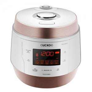 ihocon: 韓國Cuckoo 8 in 1 Multi Pressure cooker (Pressure Cooker, Slow Cooker, Rice Cooker, Browning Fry, Steamer, Warmer, Yogurt Maker, Soup Maker), CMC-QSB501S 8合1多功能電子壓力鍋