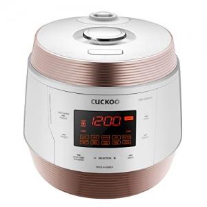韓國Cuckoo 8合1多功能電子壓力鍋 $161.79免運(原價$199.99)
