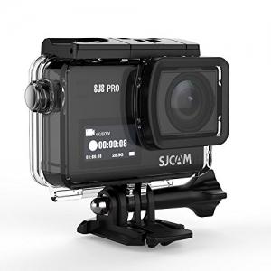 ihocon: SJCAM SJ8 Pro OLED Real 4k 60fps Water Resistant Action Camera