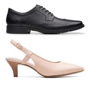 [超讚] Clarks: 男鞋, 女鞋特價再5折