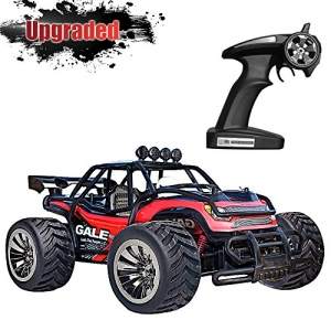 ihocon: VATOS RC Car, Remote Control Car Electric Racing Car Off Road 1:16 Scale Desert Buggy Vehicle 2.4GHz 50M 2WD High Speed Electric Race Monster Truck Hobby Rock Electric Buggy Crawler Best Toy Car