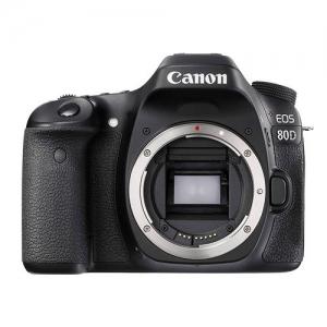 ihocon: Canon EOS 80D 24.2MP Digital SLR Camera Body 單反相機