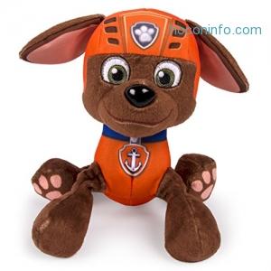 ihocon: Paw Patrol - Plush Pup Pals- Zuma Toy
