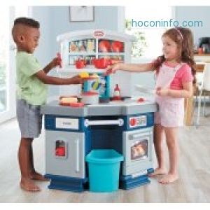 ihocon: Little Tikes 兒童遊戲廚房 Cook With Me Kitchen