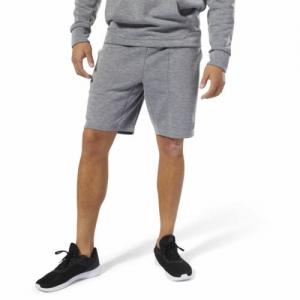 ihocon: Reebok Men's WOR Mélange Doubleknit Shorts 男士短褲 - 3色可選