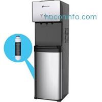 ihocon: Avalon Commercial Grade Self Cleaning Bottleless Water Dispenser-3 Temperature Settings Hot, Cold & Room Water 冷/熱/室温 飲水機