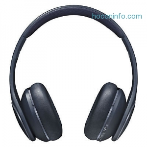 ihocon: Samsung Level On Wireless Noise Canceling Headphones, Black Sapphire
